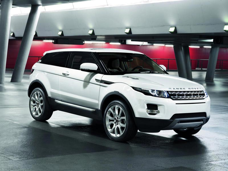 neu range rover evoque 2011. Black Bedroom Furniture Sets. Home Design Ideas