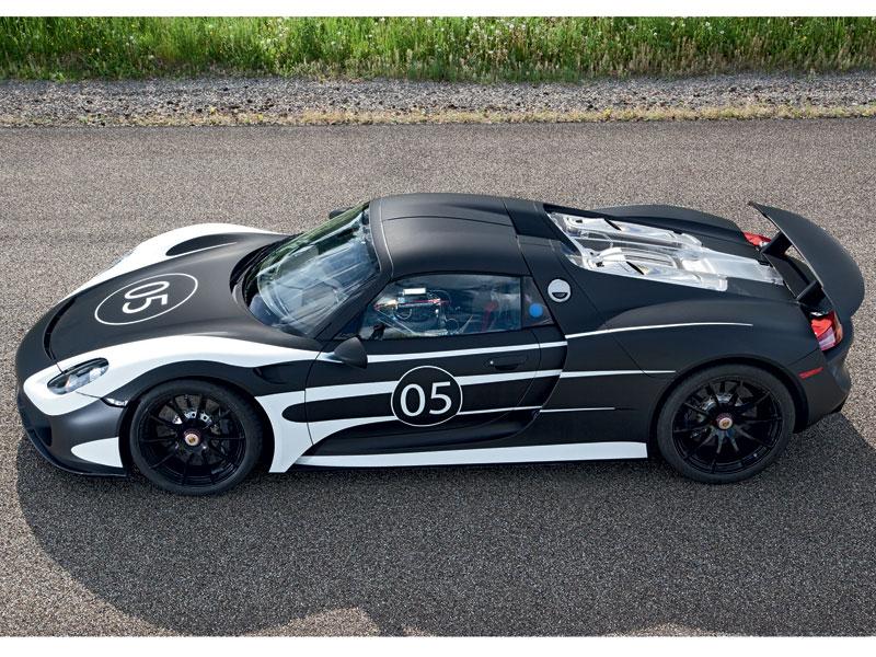 Porsche 918 Spyder Prototype ф…