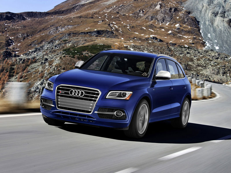 audi sq5 mit tfsi motor feiert premiere in detroit. Black Bedroom Furniture Sets. Home Design Ideas