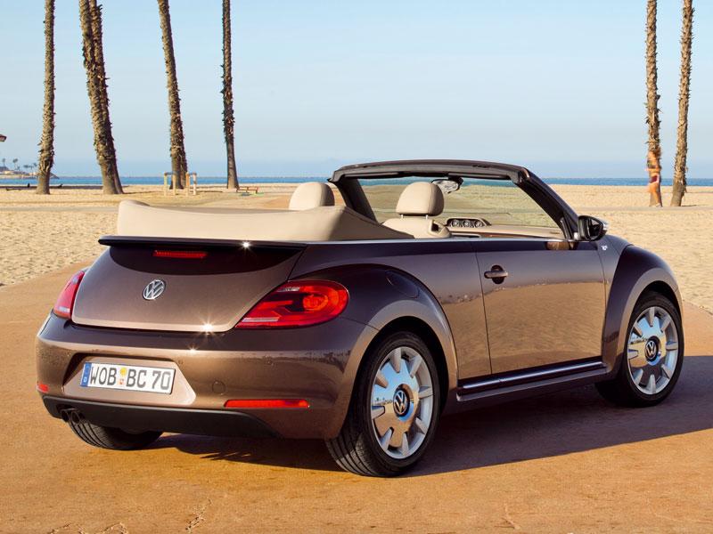 Vw Beetle Cabrio Fahrbericht Autoguru At