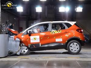 5 Sterne für den Renault Captur (c) ÖAMTC
