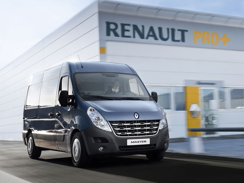 garantie aktion f r renault master und trafic. Black Bedroom Furniture Sets. Home Design Ideas