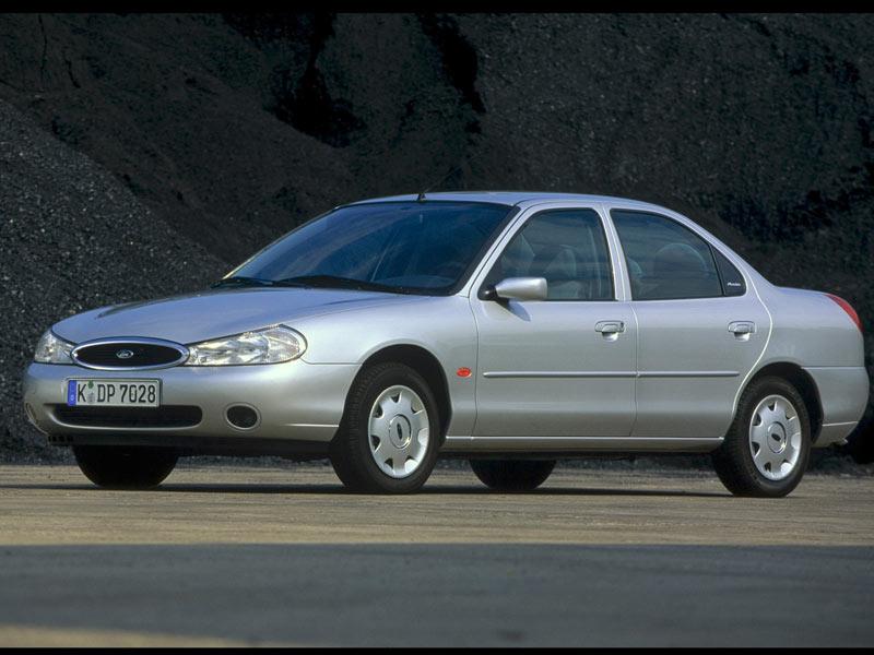 20 Jahre Ford Mondeo AutoGuruat