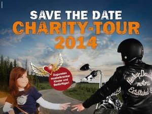 (c) Harley Davidson Charity-Tour