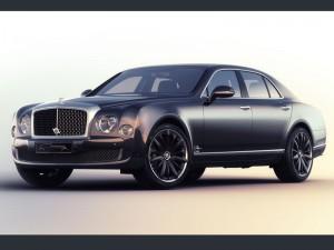 (c) Bentley
