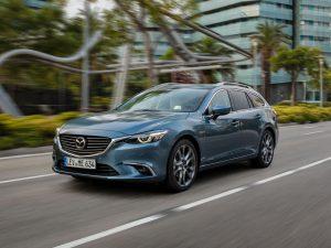 (c) Mazda