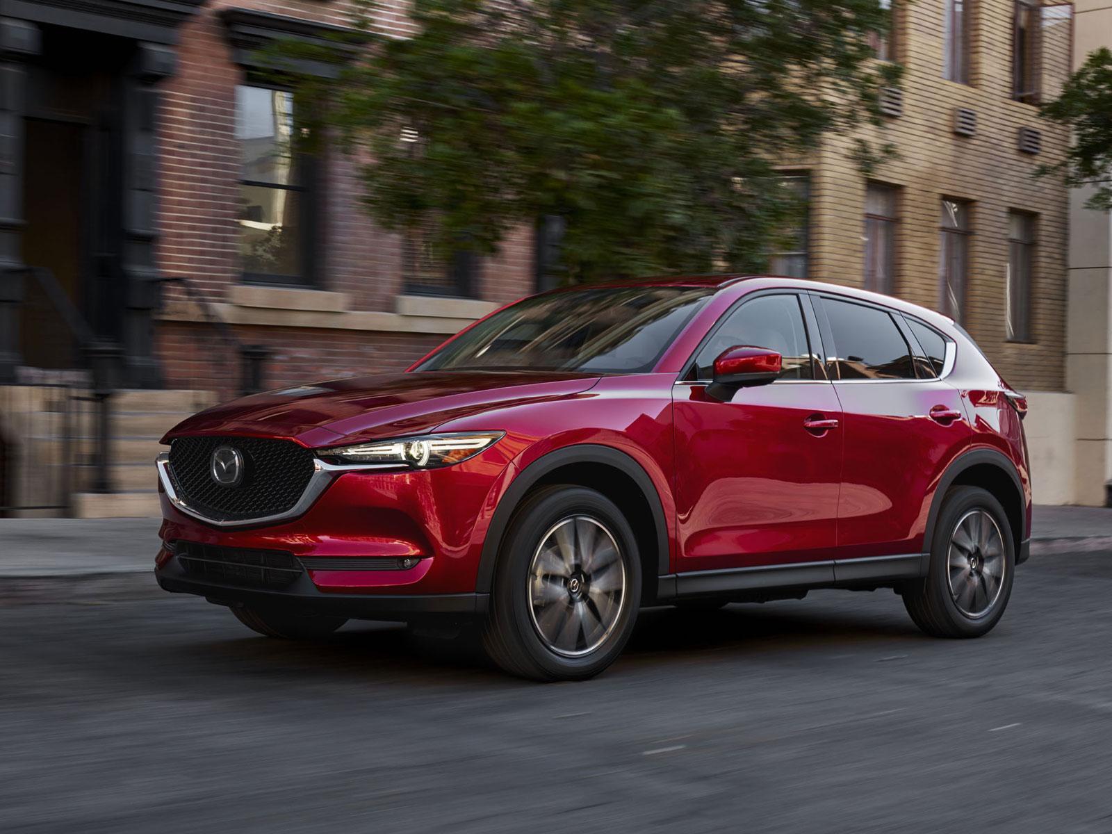 Mazda cx 3 facelift for Magna motors mazda volvo evansville in