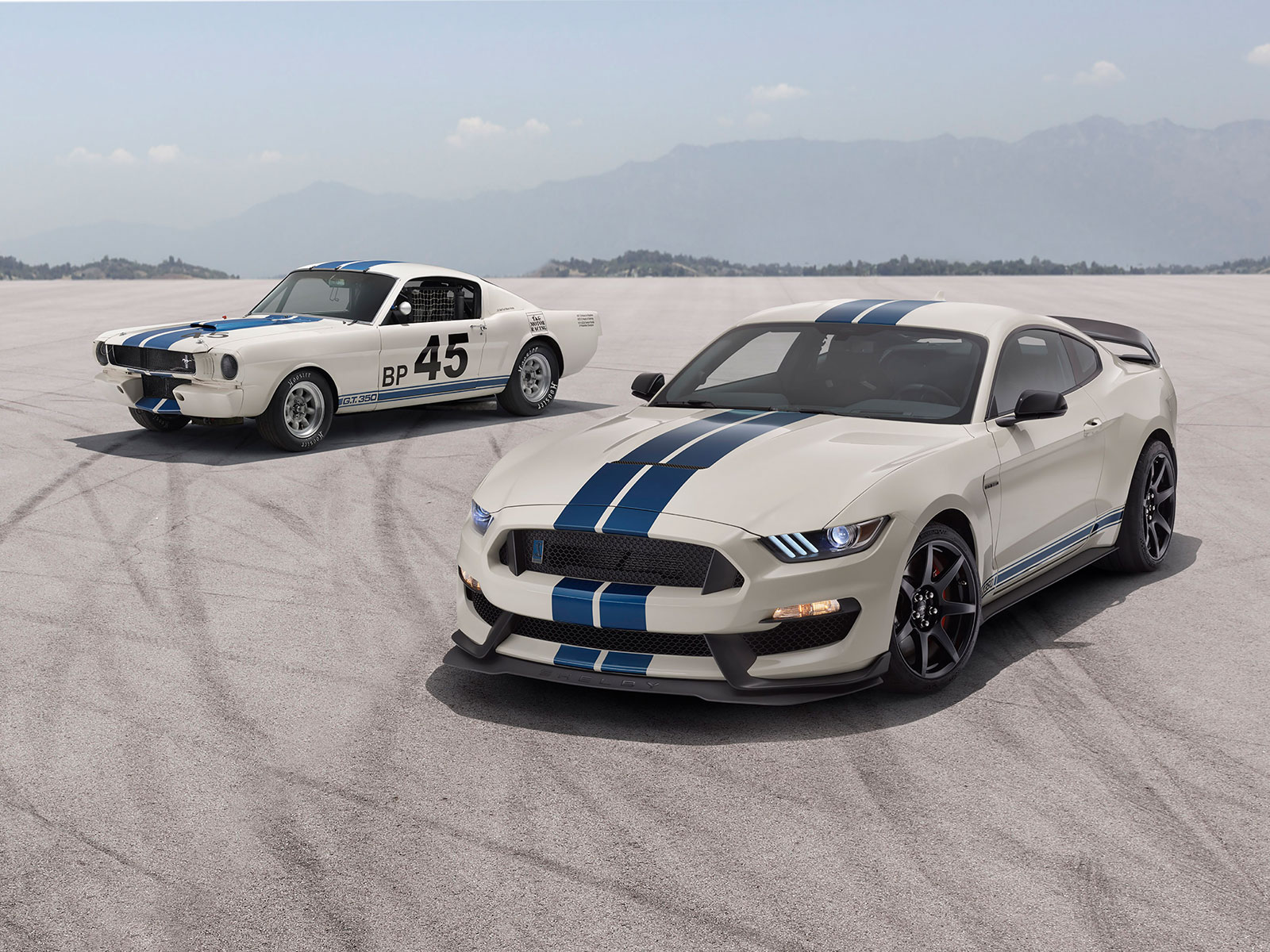 2020 Ford Mustang Shelby Gt 350 Interior