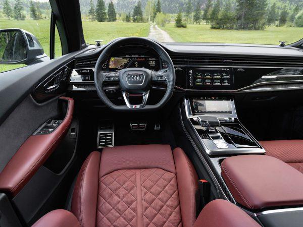 Audi SQ7 TFSI Innen