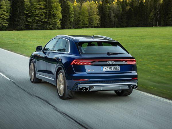 Audi SQ8 TFSI Heck