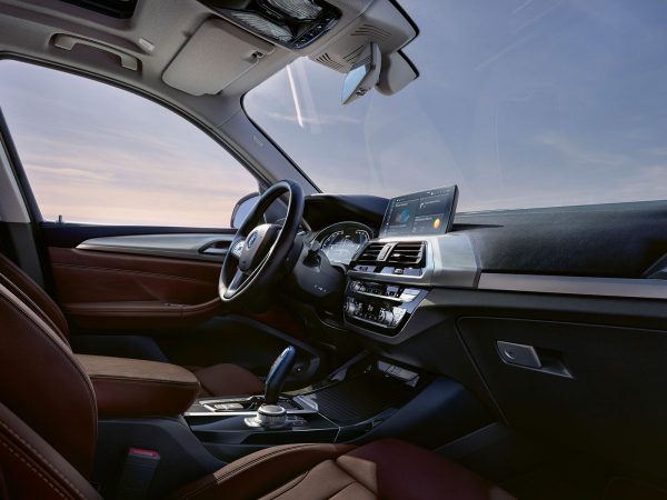 BMW iX3 Innenraum
