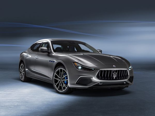 Maserati Ghibli Hybrid Front