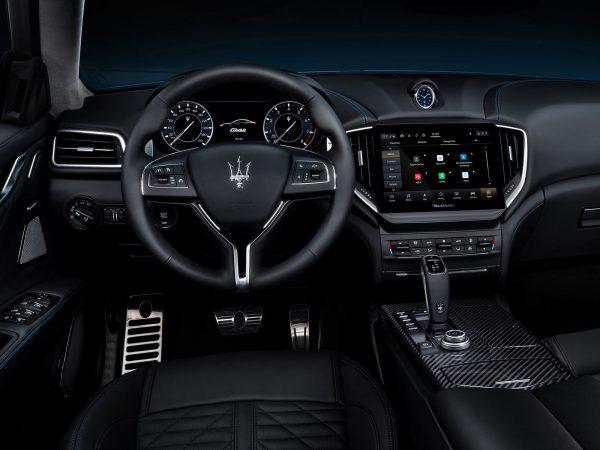 Maserati Ghibli Hybrid Innen