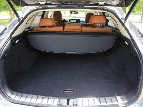 Lexus RX 450h President Kofferraum