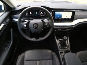 Skoda Octavia Combi Premium TDI Innen