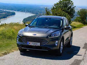 Ford Kuga Frontansicht