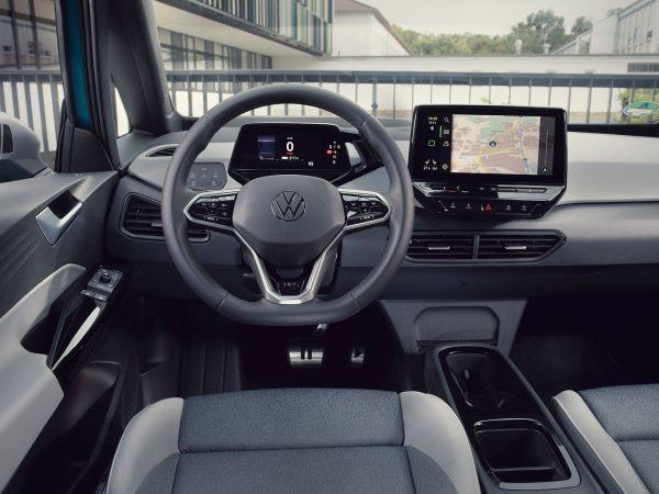 VW ID.3 Innen