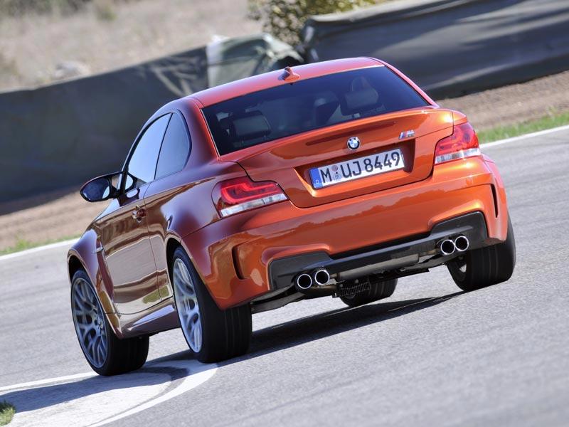 Neu: BMW 1er M-Coupe - AutoGuru.at