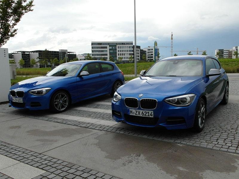 Neuer BMW 1er 3-Türer - Fahrbericht