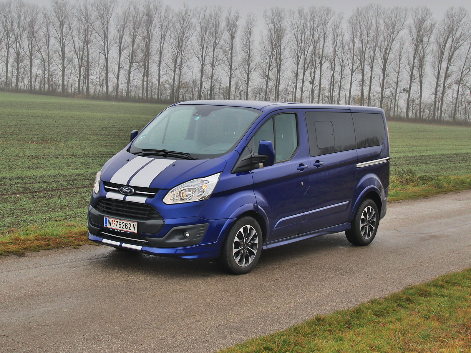 Ford Tourneo Custom Forum