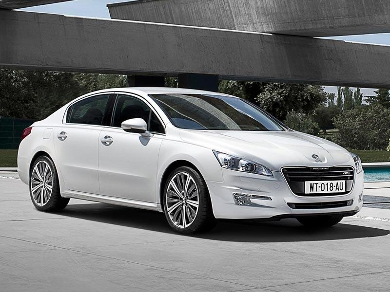 Neu: Peugeot 508 und 508 SW - AutoGuru.at