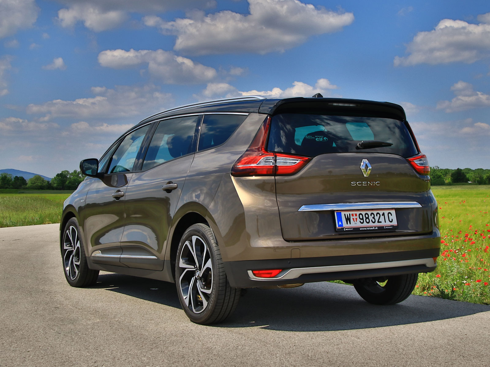 Renault Grand Scenic Dci 160 Edc Bose Test