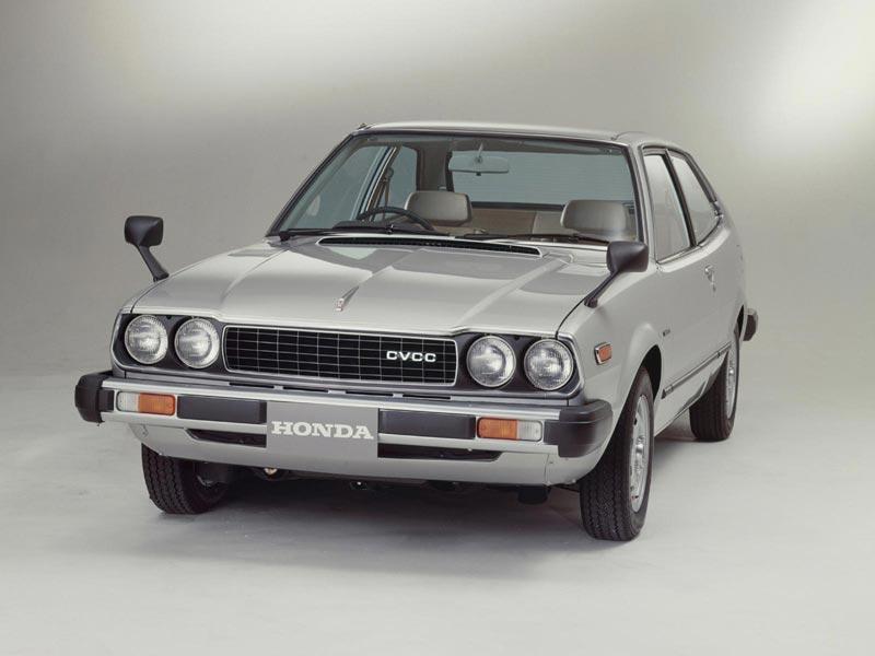 Anno 1976 Honda Accord 1 Generation Autoguru At