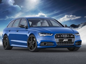 ABT S6 Frontansicht