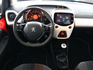 Peugeot 108 Innenraum