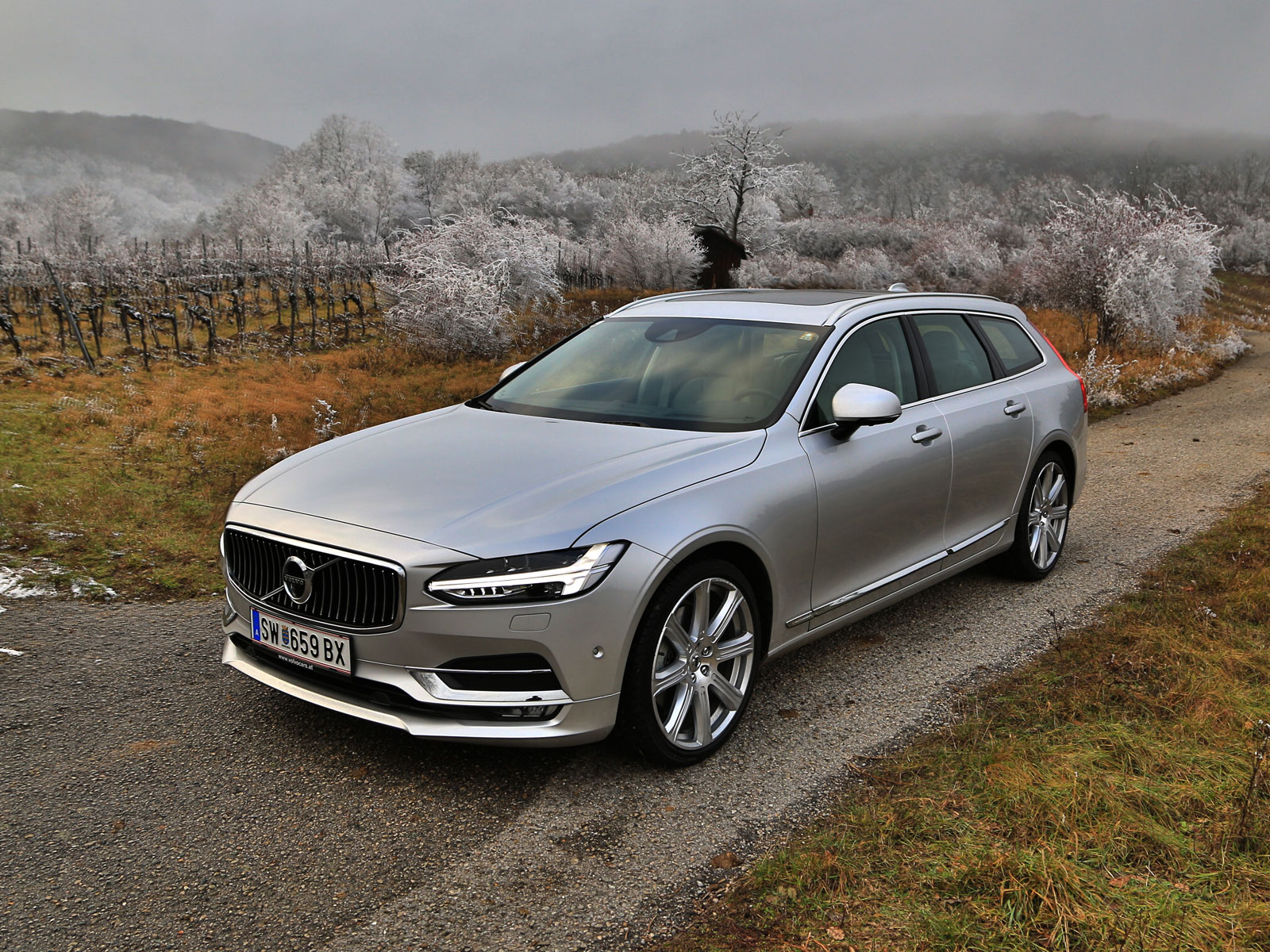 Volvo V90 Pricing