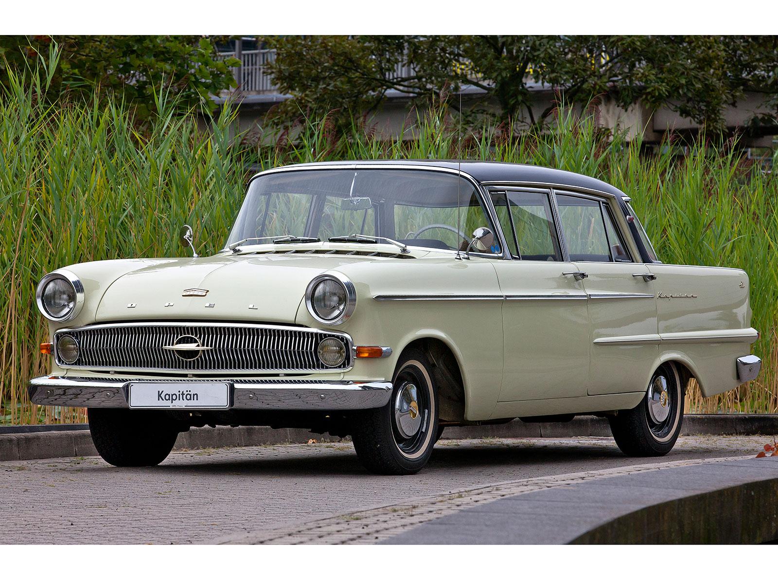 1959 Opel Kapitaen 287869 Autoguru At