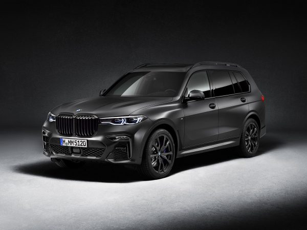BMW X7 Edition Dark Shadow Front