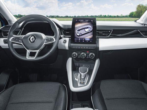 Renault Captur Innen