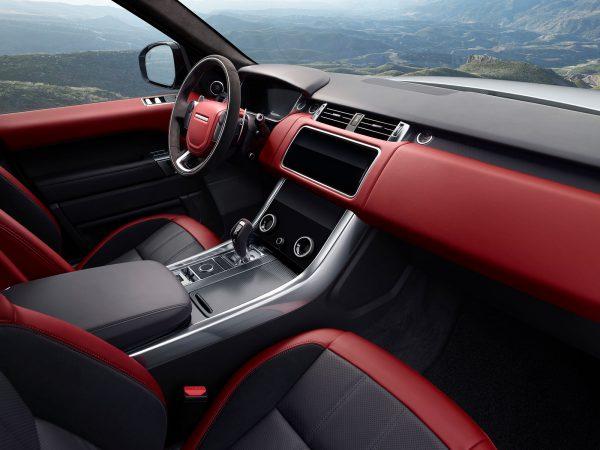 Range Rover Sport Innen