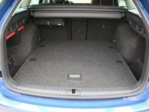 Skoda Octavia Combi Premium TDI Kofferraum