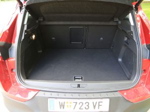 Opel Grandland X Hybrid4 Ultimate Kofferraum