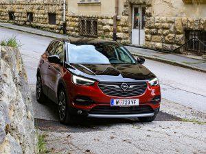 Opel Grandland X Hybrid4 Ultimate Front