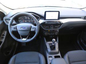 Ford Kuga Innenraum