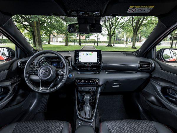 Toyota Yaris Innen