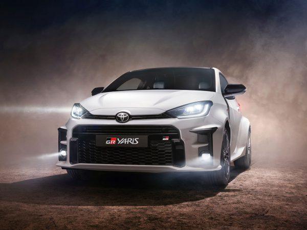 Die Geschichte der sportlichen Toyota