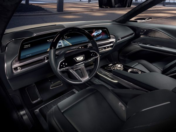 Cadillac LYRIQ Innen