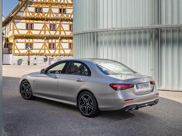Mercedes E-Klasse Facelift