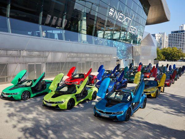 BMW i8 Produktionsende