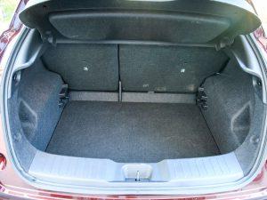 Nissan Juke Kofferraum