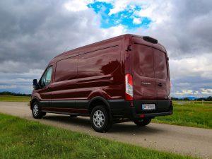 Ford Transit Kastenwagen L3 H2 2,0 EcoBlue AT Limited