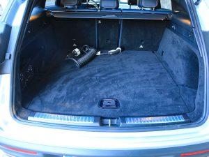 Mercedes EQC 400 4Matic Innenraum