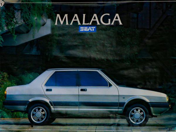 Seat Malaga