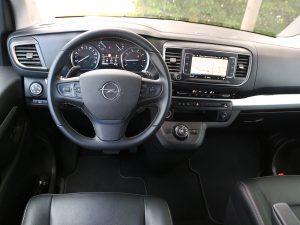 Opel Zafira Life Innen