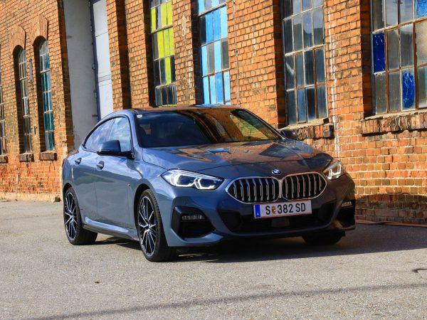 BMW 218i Gran Coupé