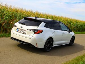 Toyota Corolla TS GR-S Heck